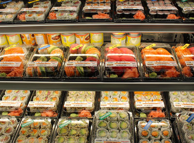 Poundridge Market - Sushi