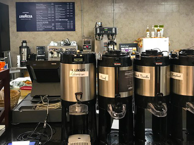 The Market at Poundridge - New Coffee Bar Is Open