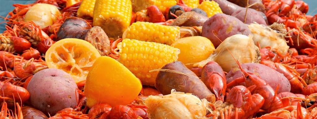Poundridge Market's Crawfish Broil